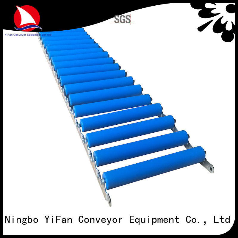 YiFan long-lasting durability gravity roller conveyor supplier directly sale for industry