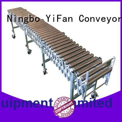 long-lasting durability flexible gravity roller conveyor pvc directly sale for industry