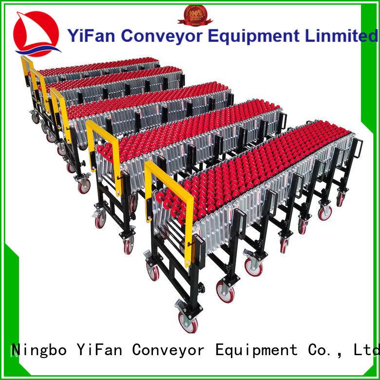 high quality skate wheel conveyor flexible online for warehouse