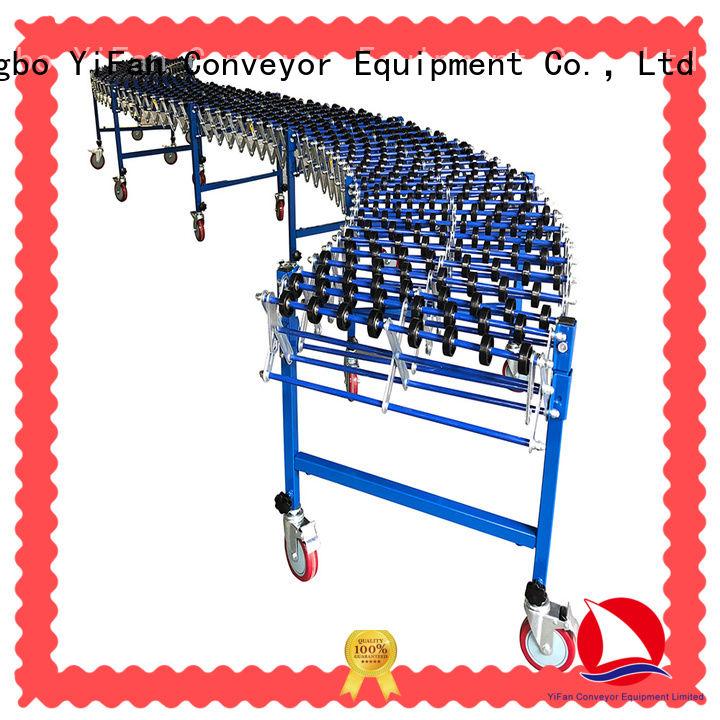warehouse conveyors flexible top brand for harbor